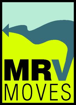 MRV Moves logo